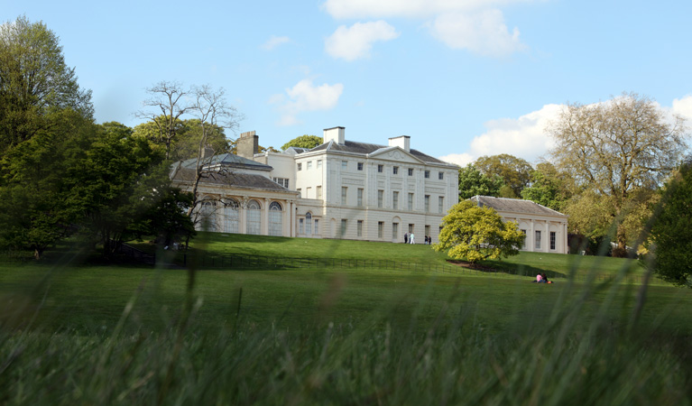 Mindfulness Kenwood House